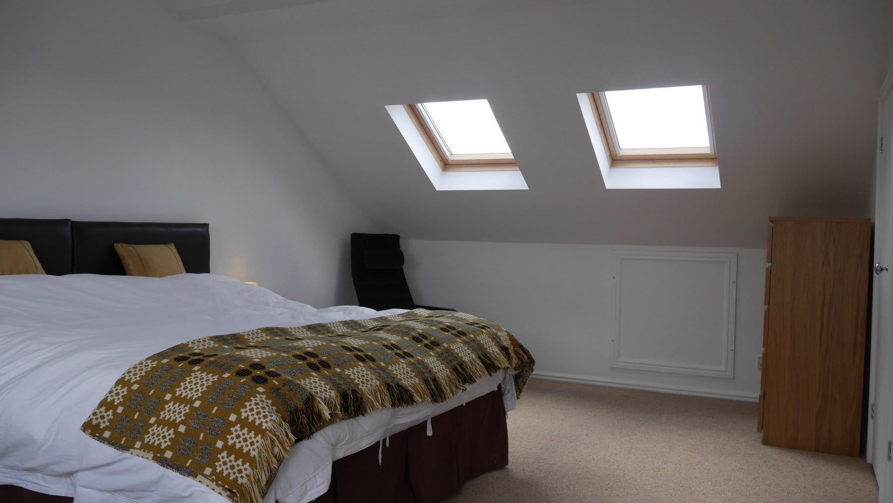 Master bedroom & en-suite
