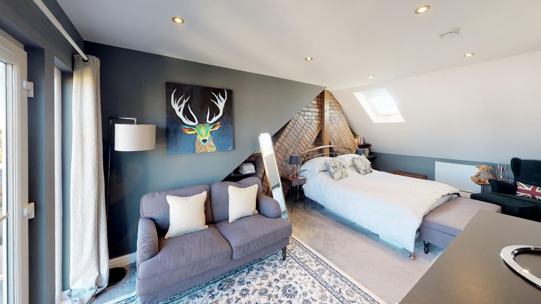 Heol-Don-Bedroom